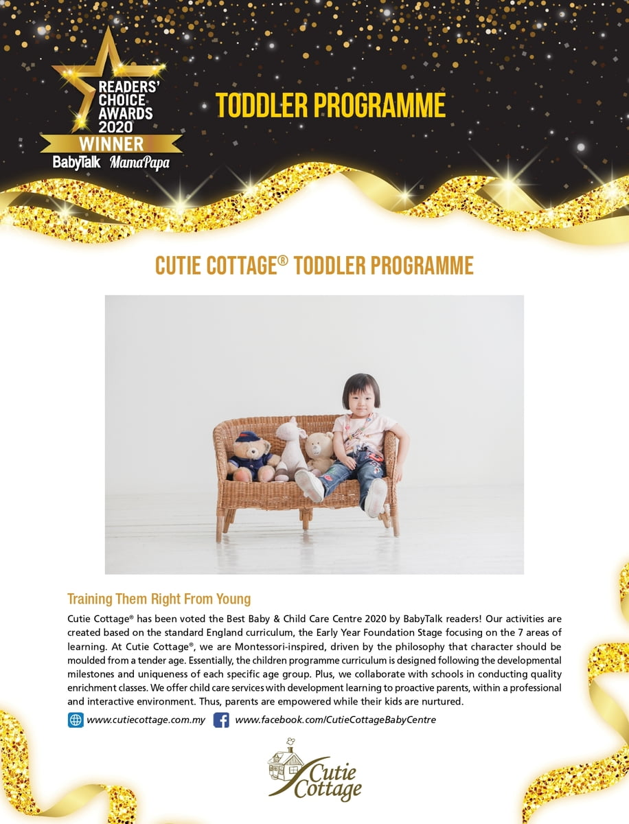 Awards ENG Cutie Cottage_Toddler Programme_Aug2020