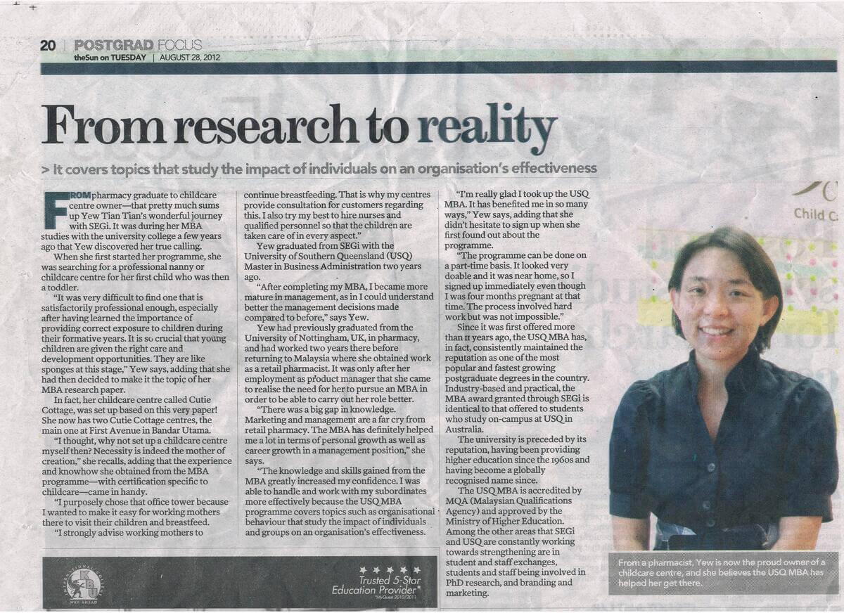 Interview Sun 2012