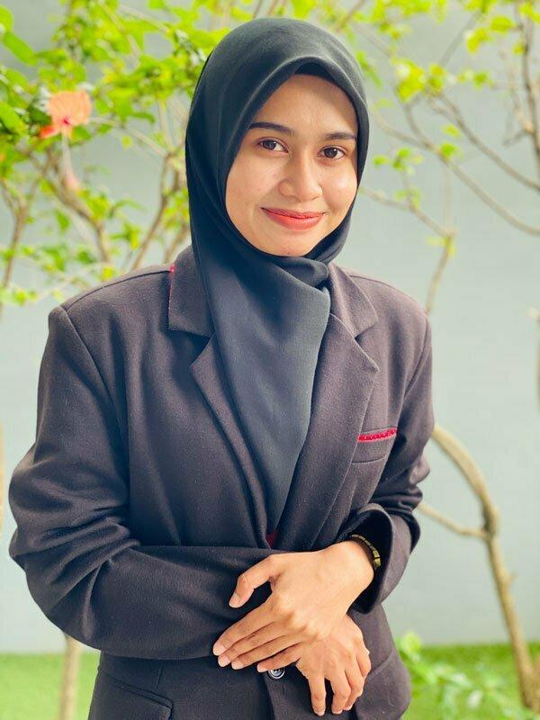 Nurtasha Allyna Binti Hamzah