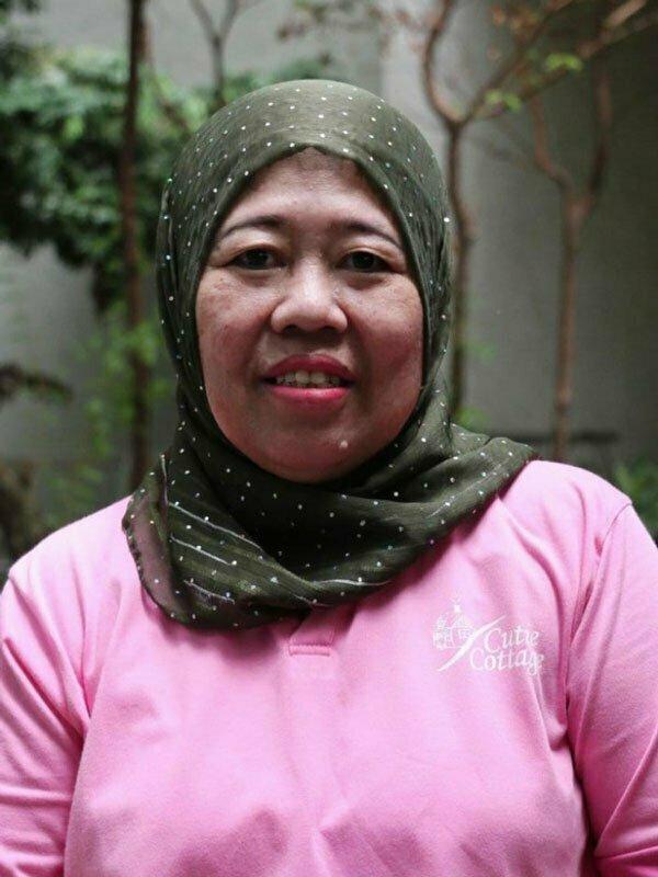 Siti Hani Amariah