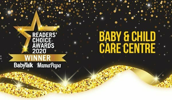 BabyTalk-Child Care Centre Award