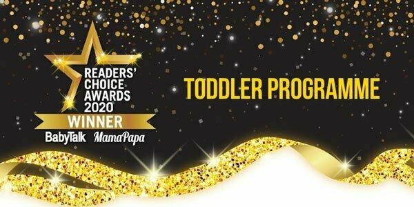 BabyTalk-Toddler Programme